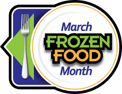 March Frozen Food Month