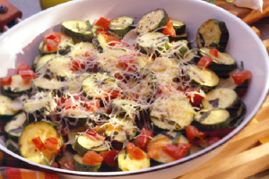 Sargento Sauteed Zucchini with Basil & Cheese