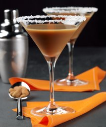 Almond Toffee Martini