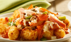 totchos meat lovers