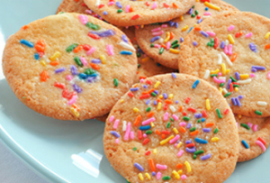 Caramel Sugar Cookies