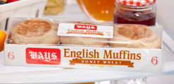 Bays Honey Wheat English Muffins
