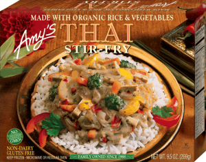 Amy's Thai Stir Fry