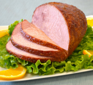 Land O'Lakes Orange Glazed Baked Ham