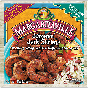Margaritaville Jammin' Jerk Shrimp
