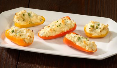 Crystal Farms Cheese Stuffed Baby Peppers