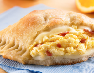 Eggland's Best Bacon, Egg, Cheese Hand Pies