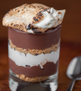 Pudding S'mores