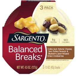 Sargento Cheese Balanced Breaks