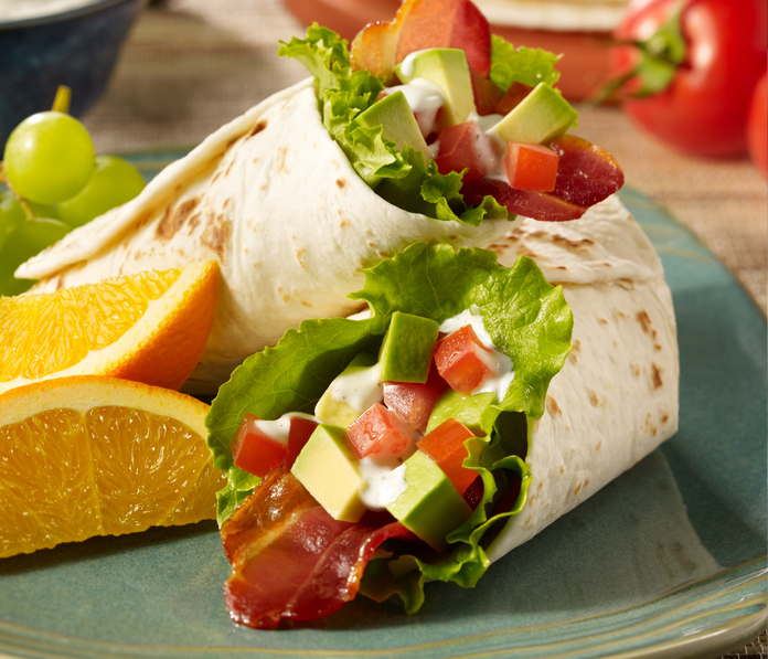 Daisy Brand B.L.A.T. Wrap with Ranch Sour Cream