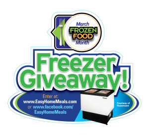 March Freezer Giveaway