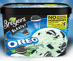 OREO Cookies & Cream Mint Ice Cream
