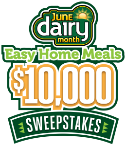 June Dairy Month 10,000 Sweepstakes