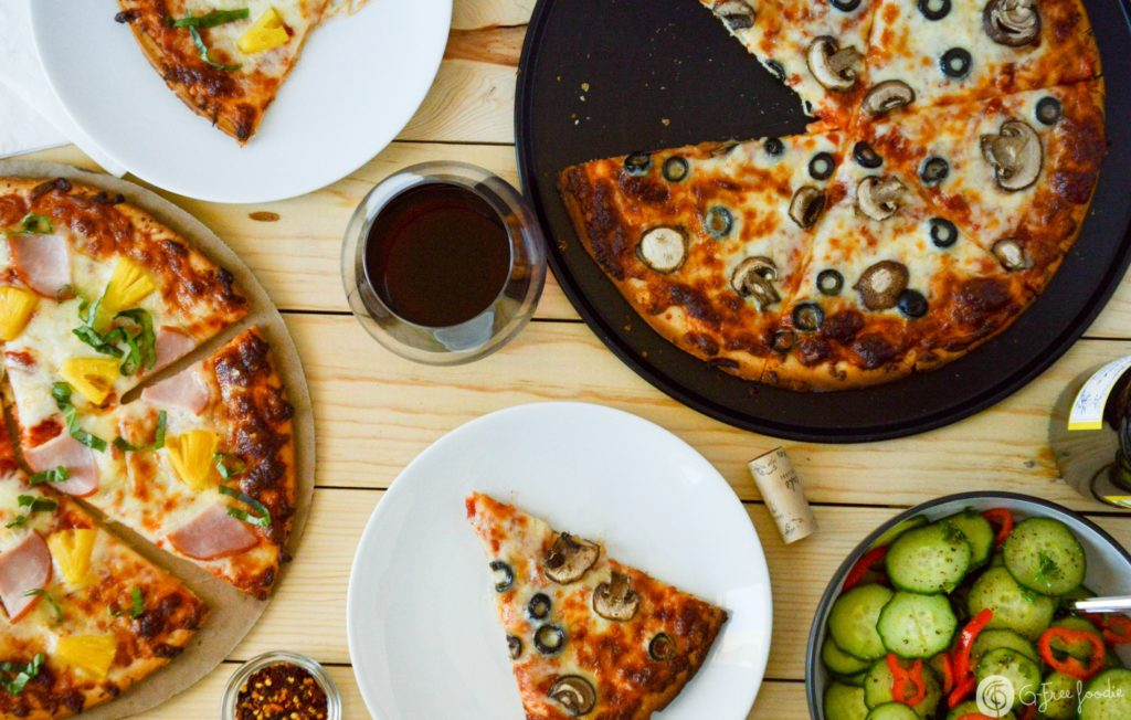 Gluten-Free Pizza Party