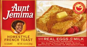 Aunt Jemima Homestyle French Toast