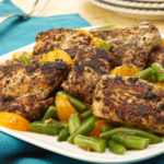 Birdseye Jerk Chicken Caribbean Green Bean