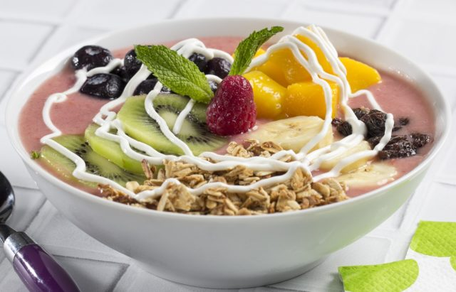 Feel Good Smoothie Bowl