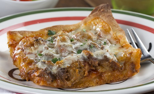 Meat Lovers Pizza Bake