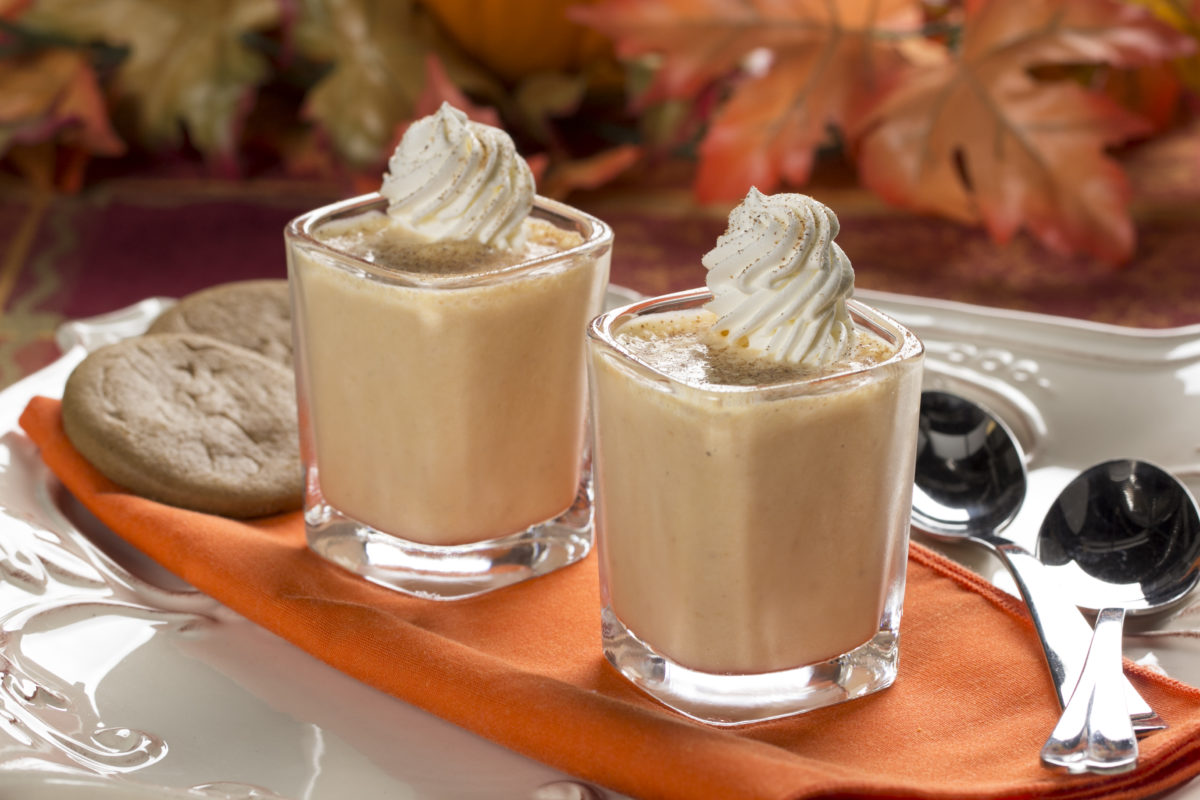Pumpkin Pie Shooters