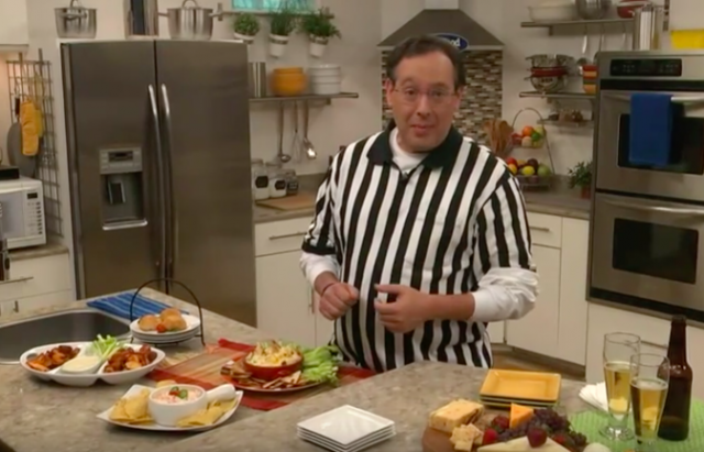 Game Day Entertaining Ideas from Mr. Food Test Kitchen