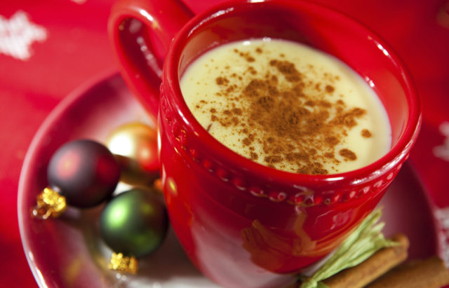 Christmas Egg nog