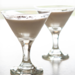 Pumpkin Pie Spice Martini