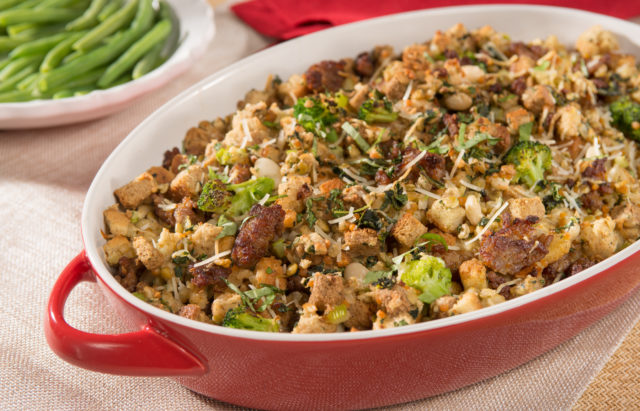 Italian Whole Grains Stuffing