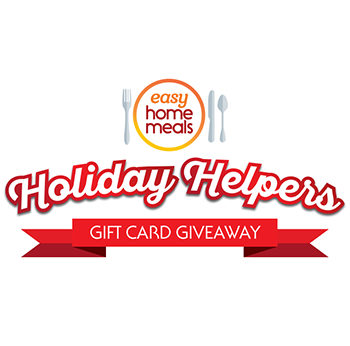 Holiday Helpers Gift Card Giveaway Ad