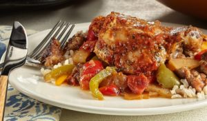 Italian Slow Cooker Chicken