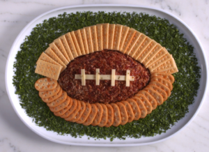 Kraft Bacon-Chipotle-Ranch Cheesy Football