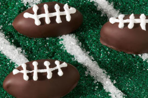 Kraft Football Oreo Cookie Balls