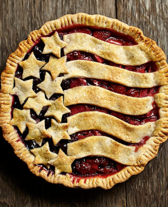 Land O'Lakes American Berry Pie