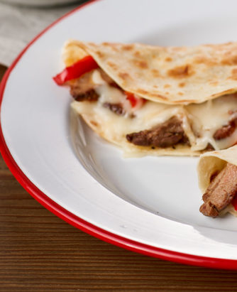 Steak Fajita Quesadilla
