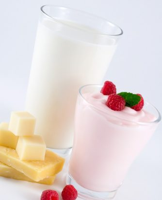 Milk Yogurt Cheese