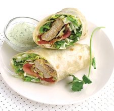 Gardein Chipotle Lime Wrap
