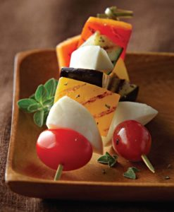 Galbani Fresh Mozzarella Skewers with Grill