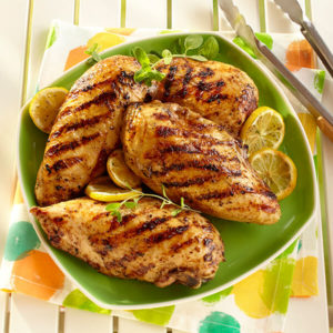 Land O Lakes Grilled Lemon Pepper Chicken