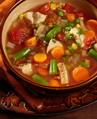 Birds Eye Chicken Vegetable Soup