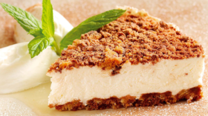 Fage Chocolate Chip Cookie Cheesecake