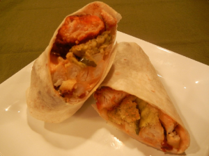 Three Point Wraps