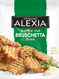 Alexia Bruschetta Fries