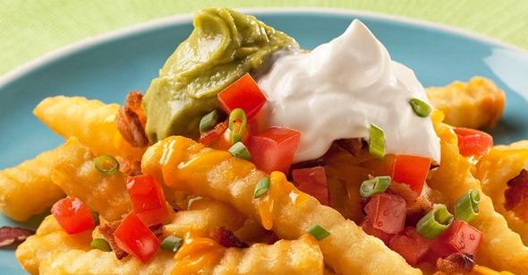 Ore-ida Nacho Fries