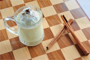 French Vanilla Eggnog