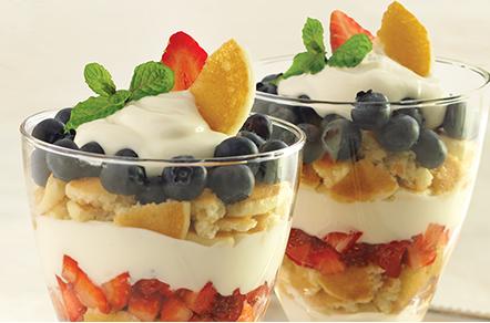 Pancake Parfaits