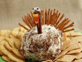 thanksgiving cheeseball