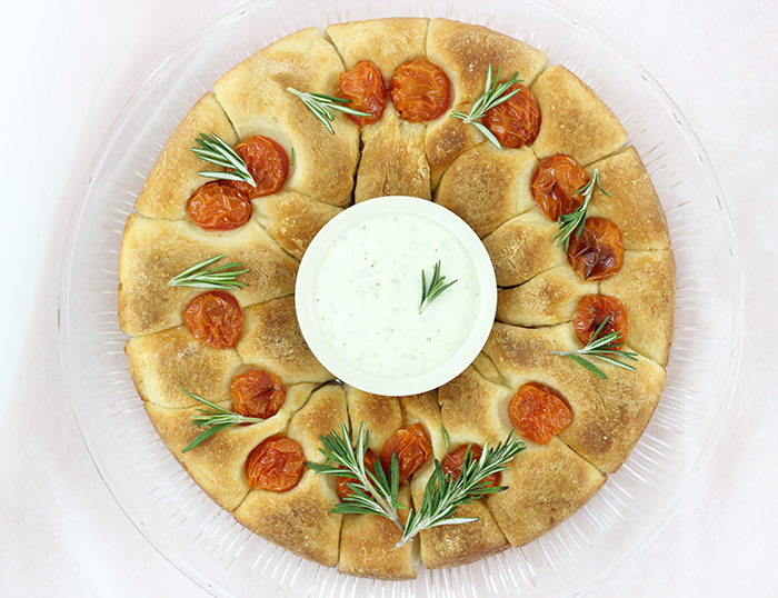 wreath-bread