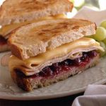 Cranberry 'N Cheese Grill