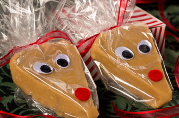 MFTK Reindeer Fudge