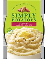 Traditional Mashed Potatoes