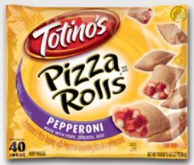 Pepperoni Pizza Rolls